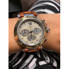 0fe81037ca6 Relógio De Luxo Cartier Pacha Misto .... Unissex - Relógios De Pulso ...
