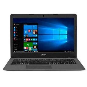 Notebook Acer Aspire Cloudbook Intel Dual Core Windows 10