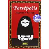 Comic Persepolis Integral - Marjane Satrapi