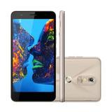 Celular Quantum Muv 4g Dual Chip 16gb Tela 5,5 Android 6