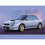 Manual De Servicio Subaru Impreza 2001