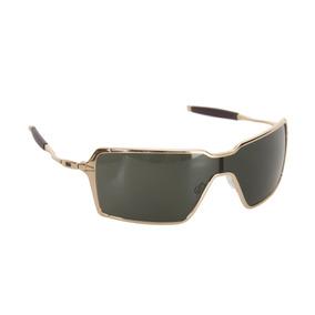 036a8f1debdfa Óculos Probation Preto Dourado Marrom Polarizado