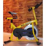 Bicicleta Spinning Usada