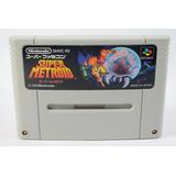 Super Metroid Super Famicom Nintendo Snes