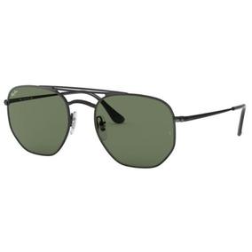 Oculos Sol Ray Ban Rb3609 148 71 54 Preto Fosco Le Verde G15 e7e0b7180d
