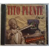 Cd Tito Puente - Live At Birdland - Dancemania