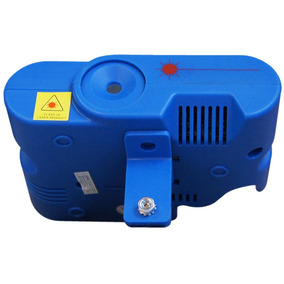 Laser Portatil De Leds Tricolor Multiefectos Con Multipuntos