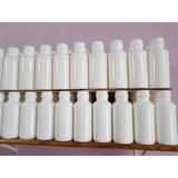 50 Squeeze 500ml Plástico Branco Com Prime Para Tranfer