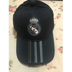 Gorra Negra Real Madrid Adidas en Mercado Libre México ca30043b85c