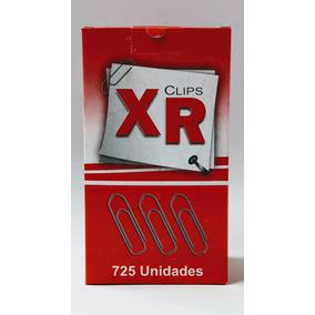 Caixa De Clips Galvanizado Nº 2/0 Xr Sanches Com 725 Unid