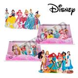 Muñeca Princesas Disney Figuras Coleccionables Origi Kit 6/1