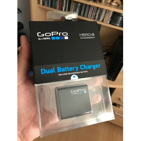 Cargador Dual Gopro 4 Hero + Bateria