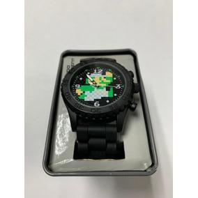 Reloj Nintento Mario Bross