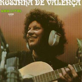 Cd Rosinha De Valenca - Caboclo Ubiratam 1973