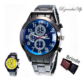 Abridor De Garrafa Carteira - Relógios De Pulso no Mercado Livre Brasil 654a5edf79