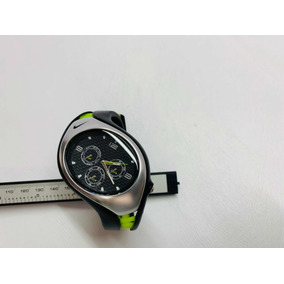 Nike Reloj Wr0091 Cristal Mineral Usado En Buen Estado fd4fac49ff9c4