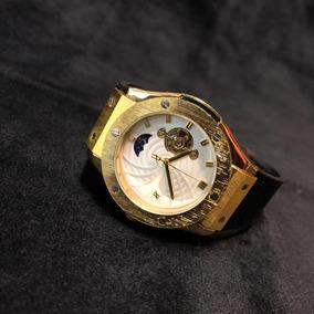 e937d5ad8c0 Relogio Hublot Geneve Automatico - Relógios no Mercado Livre Brasil
