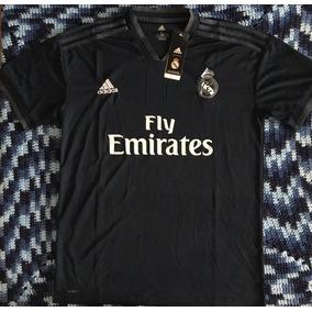419263c151ed6 Jersey Real Madrid Manga Larga Azul en Mercado Libre México