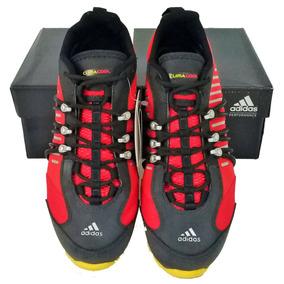 Tênis adidas Cc Hellbender Vermelho Preto E Amarelo