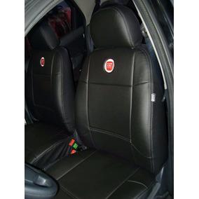 Jogo Completo Capa Couro Fiat Strada Cabine Simples + Brinde