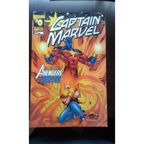 Hqs Americanas E Portuguesas - Marvel