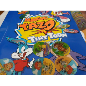 Tazos Tinny Toon Incompletos