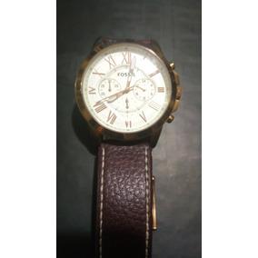 Reloj Fossil Chronografo Quartz.