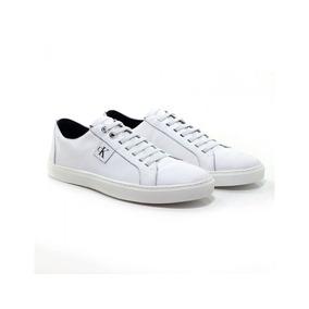 f29812bdf7d9a Sapatenis Calvin Klein Masculino - Calçados, Roupas e Bolsas Branco ...