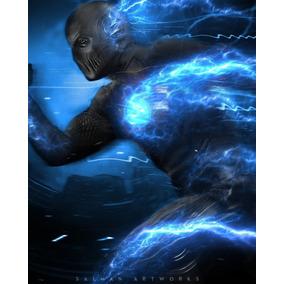 Poster Zoom Da Serie The Flash 2 Temporada
