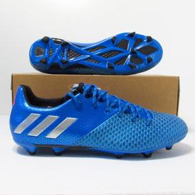 Chuteira Adidas Messi - Chuteiras Adidas para Adultos Azul no ... 955350b993575