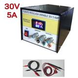 Fuente Regulable Variable 30v 5a Laboratorio Digital Cimyr