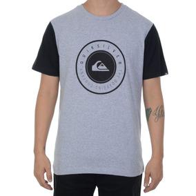 97e23c77581d6 Camiseta Estampa Quiksilver - Calçados, Roupas e Bolsas no Mercado ...