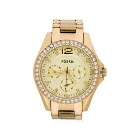 0cb0c124cda3 Reloj Fosil Dama Dorado - Relojes en Mercado Libre México