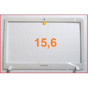 Moldura Da Tela Notebook Samsung Np270e5e Np270e5j Branco
