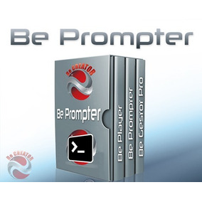 Software Tele Prompter Profissional