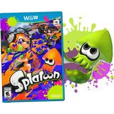 Juego Splatoon Wiiu Nuevo Selllado Fisico