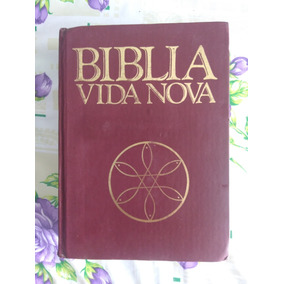 Bíblia Vida Nova - Vida Nova