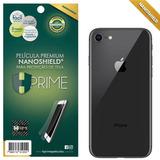 Película Hprime Nanoshield iPhone 6 7 Plus X Xr Frente Verso