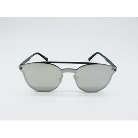 Óculos De Sol Feminino Vezatto Metal Espelhado Prata 3124fl c1a16945e6