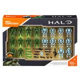 Oferta Halo Mega Construx Faithful Vs Fallen Battle 434 Pcs*