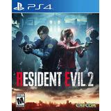 Resident Evil 2 Remake 2019 Juego Ps4 Original + Español