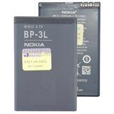 Bateria Nokia P/ Cel Bp-3l 3,7v-1300mah-lumia 710,asha 303