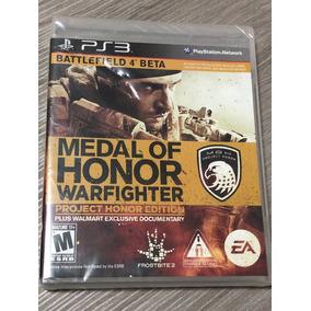 Playstation 3 : Medal Of Honor Warfighter Plus Walmart Exclu
