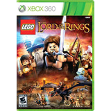 Lego Lord Of The Rings - Xbox 360 - Juego Fisico -megagames