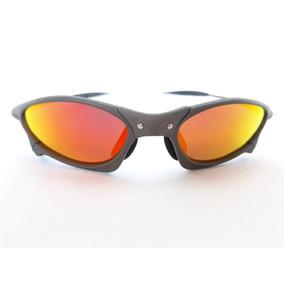 6528da3aa5543 Óculos Oakley Penny X Metal Lentes Ruby Vermelha Juliet 24k. R  120