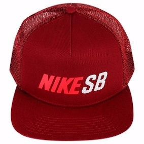 fbd75c65ee06b Gorra Nike Sb Roja - Gorras Nike de Hombre en Mercado Libre México