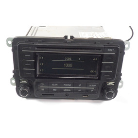 radio original vw fox som automotivo no mercado livre brasil. Black Bedroom Furniture Sets. Home Design Ideas