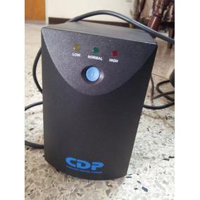 Regulador Para Computadoras Marca Cdp