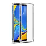 Capinha Transparente Antichoque Samsung A7 2018 Sm-a750g