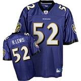 Camiseta Nfl Baltimore Ravens 52 R.lewis